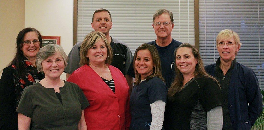 Koup Family Dental team