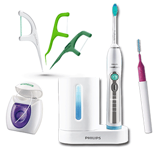 dental hygiene products